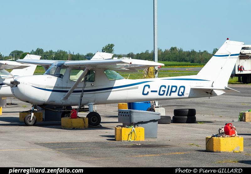 Pierre GILLARD: Aéroclub de Montréal - Air Richelieu &emdash; 2021-626865