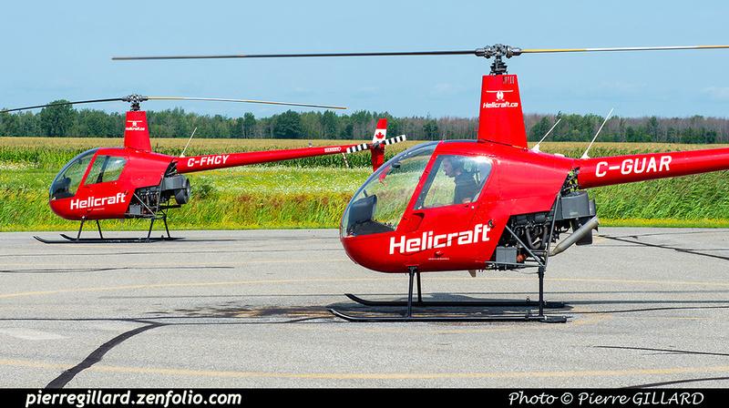 Pierre GILLARD: Canada - Helicraft &emdash; 2021-430188