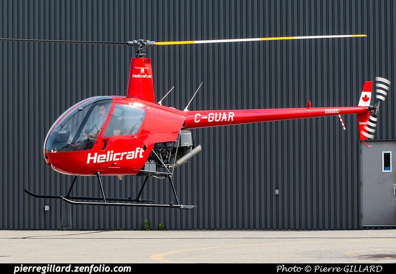 Pierre GILLARD: Canada - Helicraft &emdash; 2021-901596