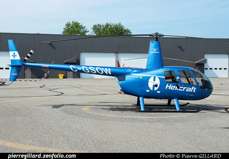 Pierre GILLARD: Canada - Helicraft &emdash; 2021-430192