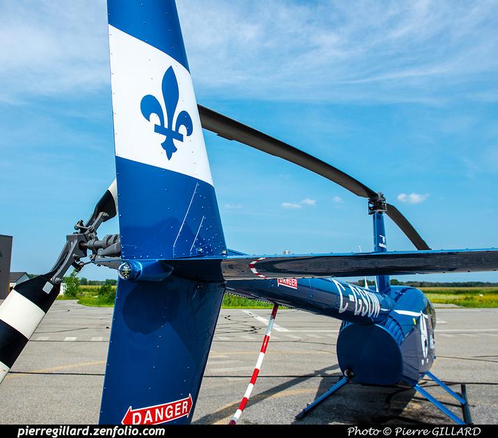 Pierre GILLARD: Canada - Helicraft &emdash; 2021-430194