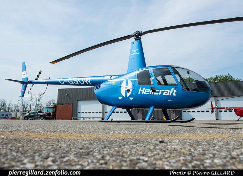 Pierre GILLARD: Canada - Helicraft &emdash; 2021-430206