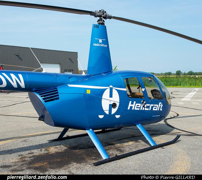 Pierre GILLARD: Canada - Helicraft &emdash; 2021-430208