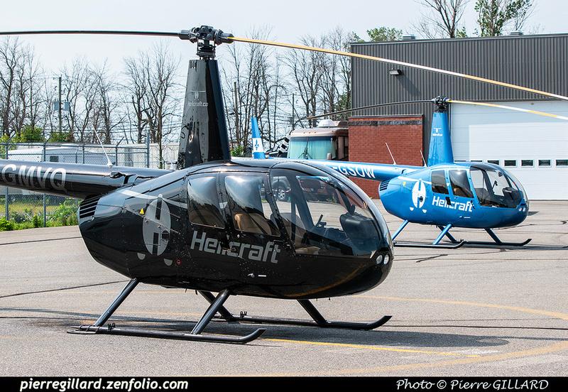 Pierre GILLARD: Canada - Helicraft &emdash; 2021-901602