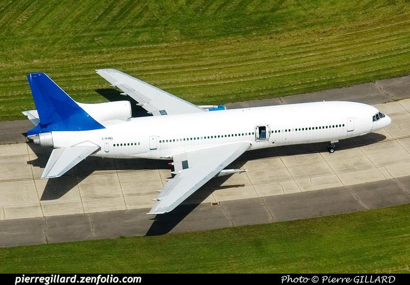 Pierre GILLARD: Air Transat &emdash; 002782