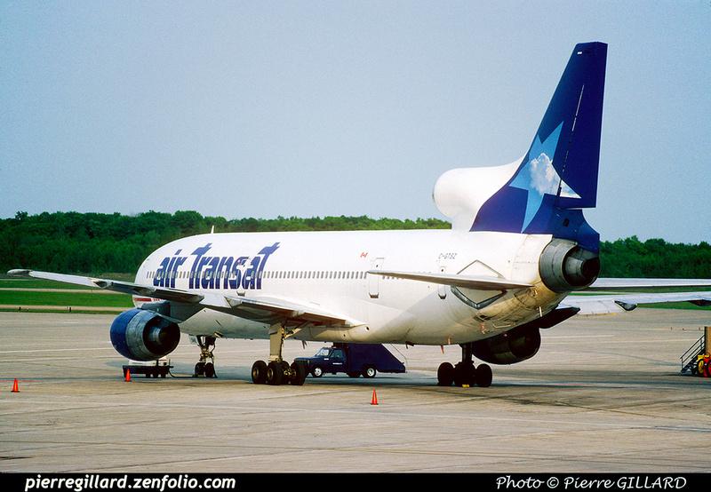 Pierre GILLARD: Air Transat &emdash; 023570
