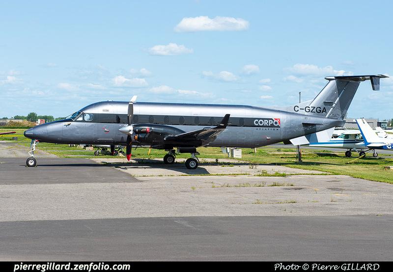 Pierre GILLARD: Corpo Aviation &emdash; 2021-430224