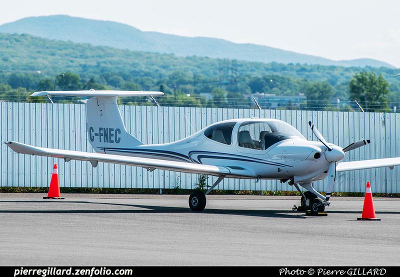 Pierre GILLARD: Private Aircraft - Avions privés : Canada &emdash; 2021-901614
