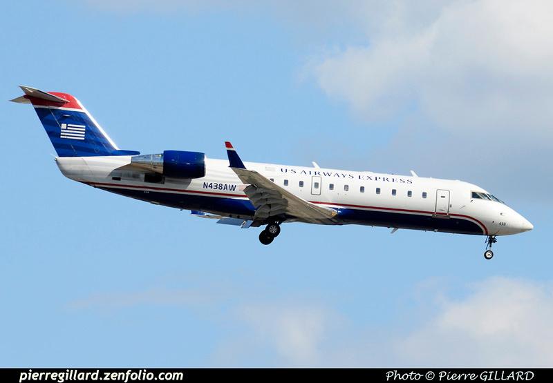 Pierre GILLARD: US Airways & US Airways Express &emdash; 2014-402506