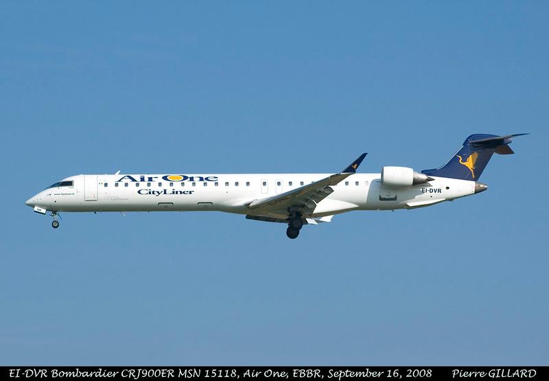 Pierre GILLARD: Air One &emdash; 2008-20625