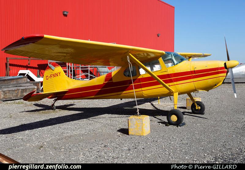 Pierre GILLARD: Cessna 170 C-FNNY &emdash; 2014-400455