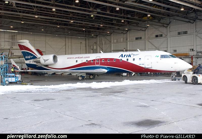 Pierre GILLARD: Arik Air &emdash; 002497