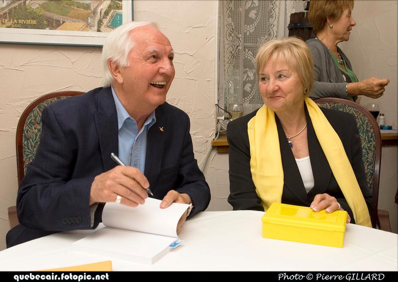 Pierre GILLARD: 2010-05-15 - Lancement du livre de Paul Gagnon &emdash; 2010-12494