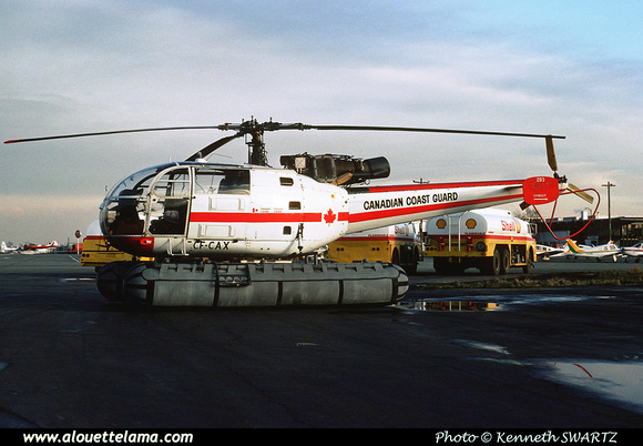 Pierre GILLARD: Canada - Coast Guard - Garde côtière &emdash; 004996
