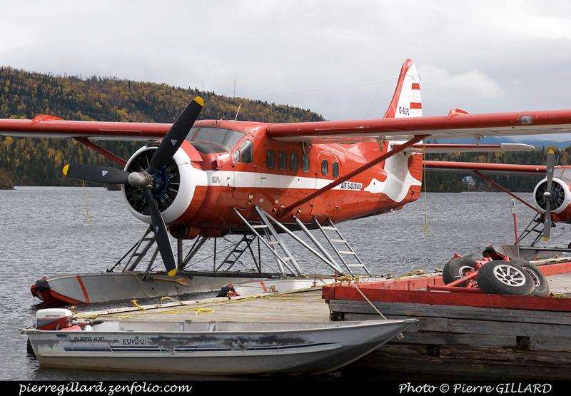 Pierre GILLARD: Air Saguenay &emdash; 2012-129294