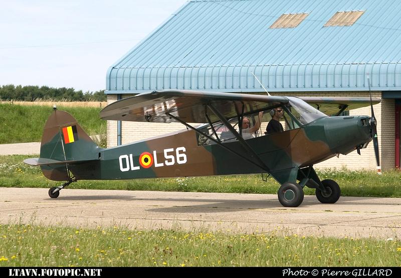 Pierre GILLARD: Aéroclub - Vliegclub &emdash; HBQ-003667