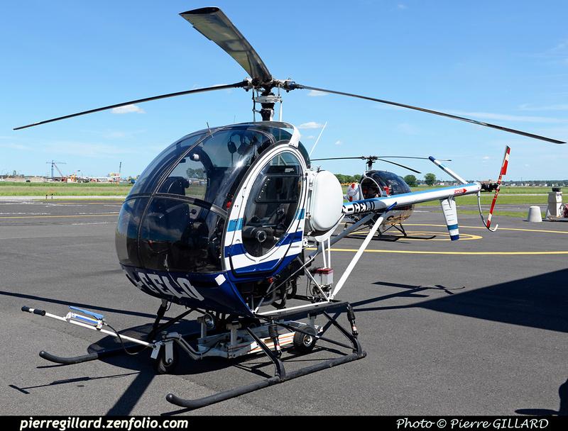 Pierre GILLARD: Canada - Hélicoptères privés - Private Helicopters &emdash; 2015-603528