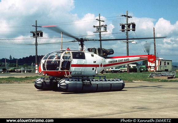 Pierre GILLARD: Canada - Coast Guard - Garde côtière &emdash; 004993
