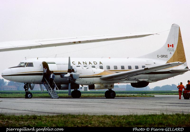 Pierre GILLARD: Canada - Other Ministeries - Autres ministères &emdash; 005150