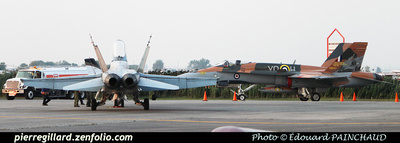 Pierre GILLARD: 2015-08-28 au 09-02 - CF-18 Démo à Saint-Hubert &emdash; 008867
