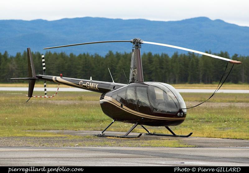 Pierre GILLARD: Canada - Helicraft &emdash; 002759