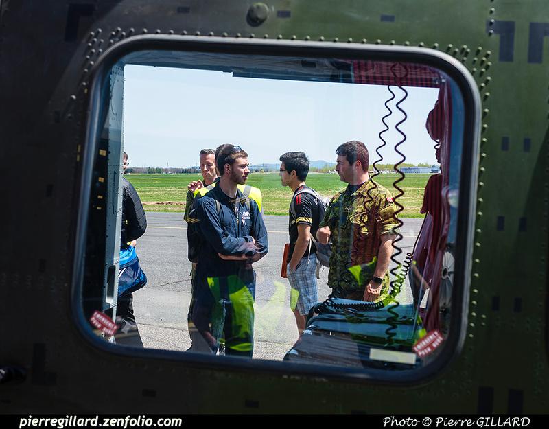 Pierre GILLARD: 2016-05-11 - Journée de l'Aviation royale canadienne à l'ÉNA &emdash; 2016-607683