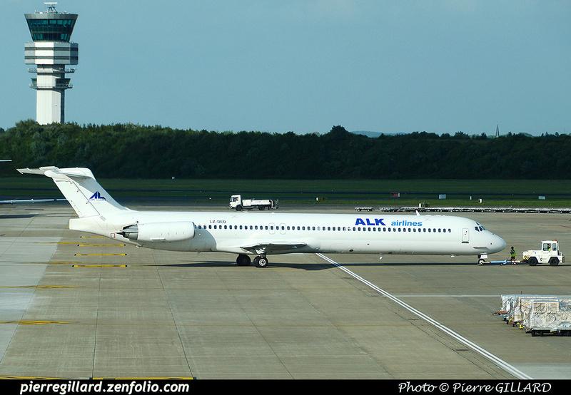 Pierre GILLARD: ALK Airlines &emdash; 2016-512092