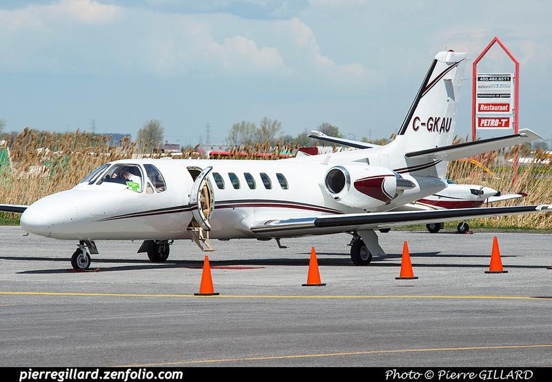 Pierre GILLARD: Canada - Skyservice &emdash; 2016-416734