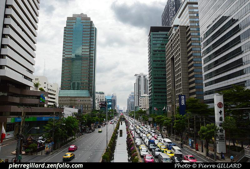 Pierre GILLARD: Bangkok - Ville moderne &emdash; 2016-512182