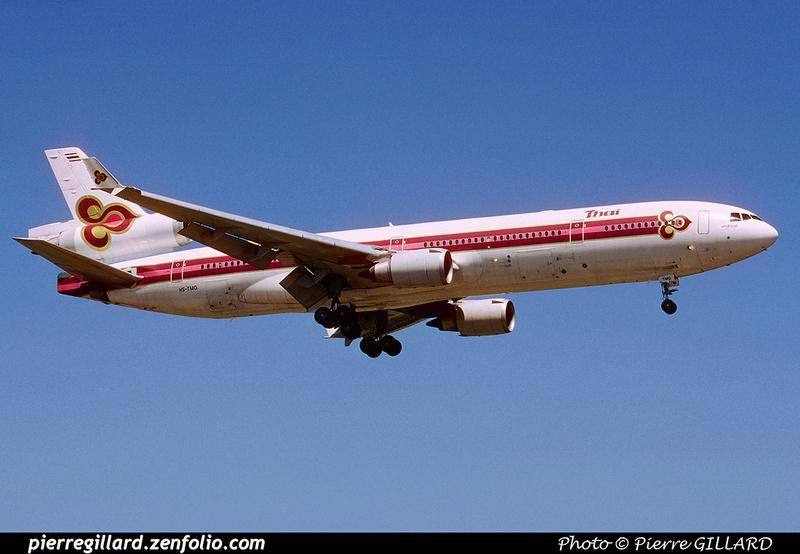 Pierre GILLARD: Thai Airways - บริษัท การบินไทย จำกัด &emdash; 007887