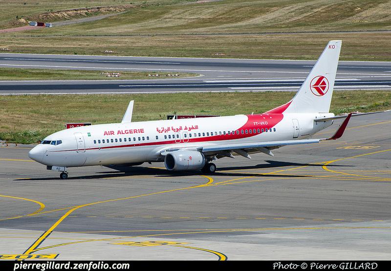 Pierre GILLARD: Air Algérie &emdash; 2017-703276