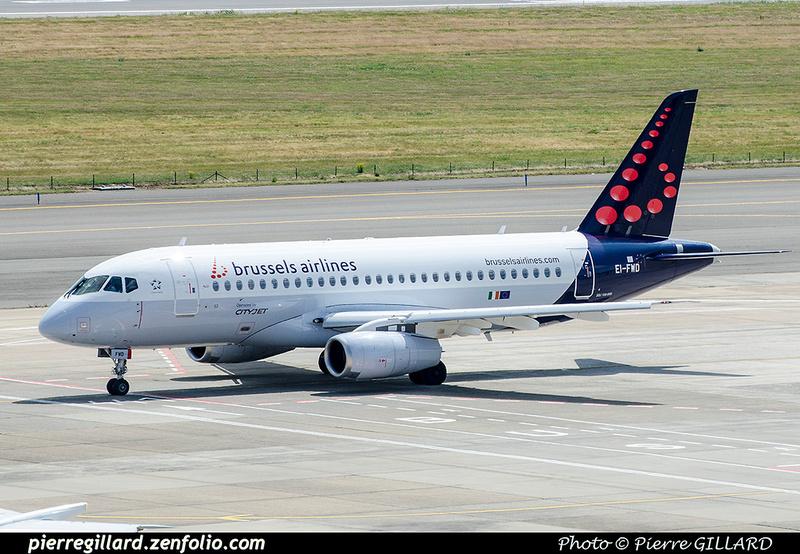Pierre GILLARD: Brussels Airlines &emdash; EI-FWD-2017-703315