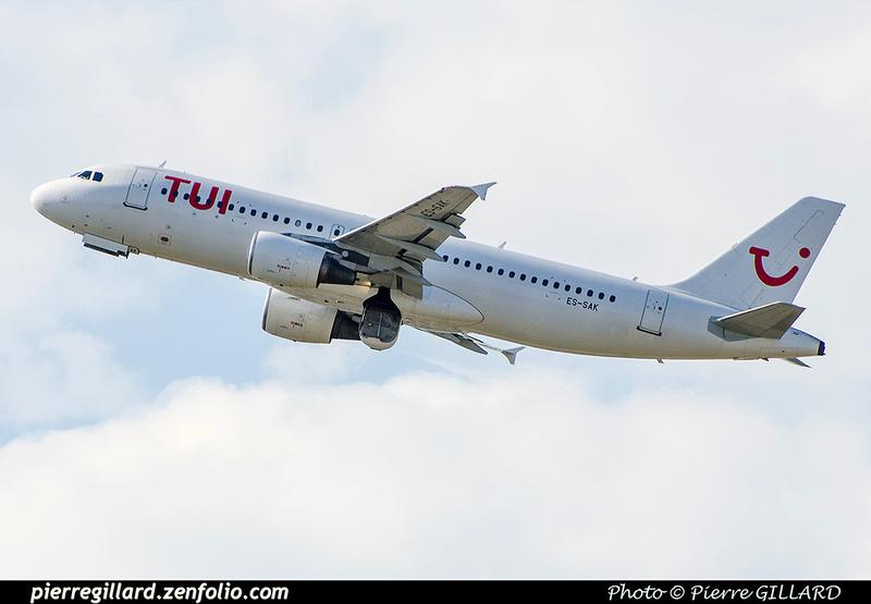 Pierre GILLARD: TUI Airlines Belgium &emdash; ES-SAK-2017-703401