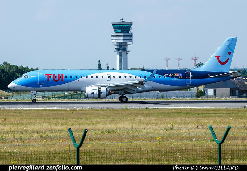 Pierre GILLARD: TUI Airlines Belgium &emdash; OO-JEM-2017-703346