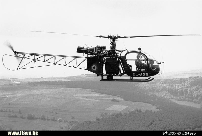 Pierre GILLARD: Aéronefs : Alouette II Artouste &emdash; A33-030248