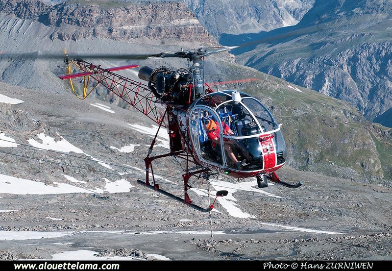 Pierre GILLARD: Air Zermatt - 2017-06-22 - Trockener Steg &emdash; 030260