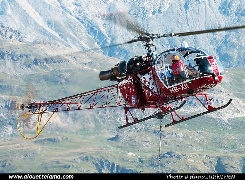 Pierre GILLARD: Air Zermatt - 2017-06-22 - Trockener Steg &emdash; 030264