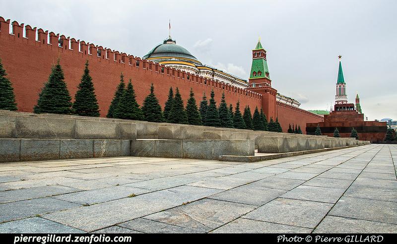 Pierre GILLARD: Moscou (Москва) &emdash; 2017-520009