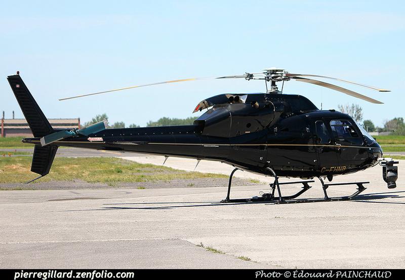 Pierre GILLARD: Canada - National Helicopters &emdash; 030269