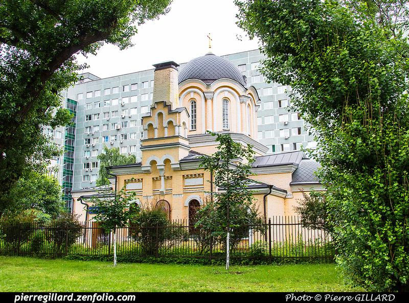 Pierre GILLARD: Moscou (Москва) &emdash; 2017-520158