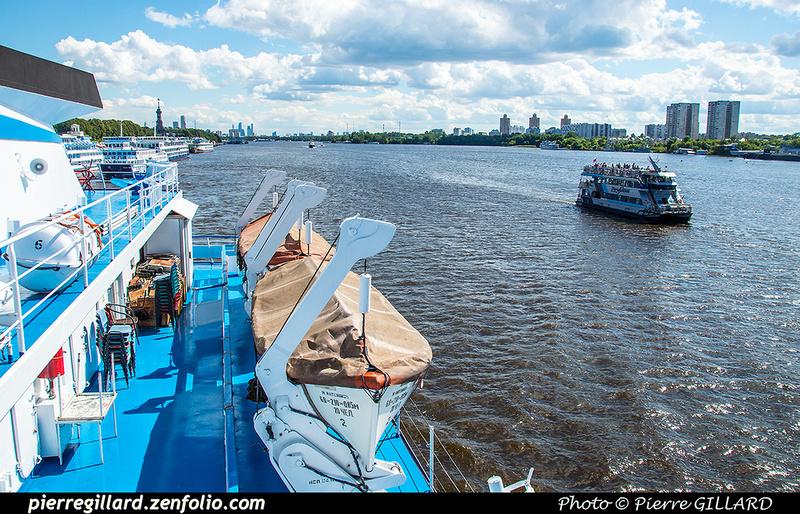 Pierre GILLARD: De Moscou à Saint-Pétersbourg à bord du M/S Kandinsky &emdash; 2017-520480