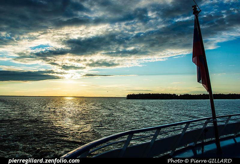 Pierre GILLARD: De Moscou à Saint-Pétersbourg à bord du M/S Kandinsky &emdash; 2017-520664