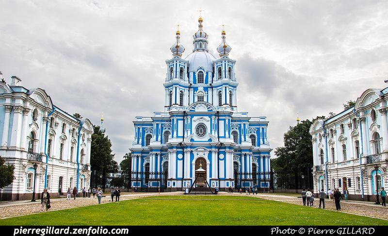 Pierre GILLARD: Saint-Pétersbourg (Санкт-Петербу́рг) &emdash; 2017-521194