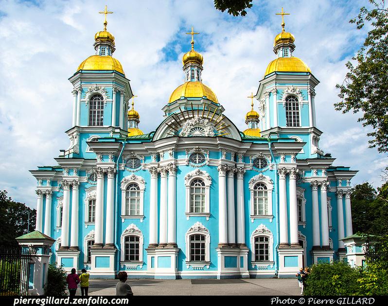Pierre GILLARD: Saint-Pétersbourg (Санкт-Петербу́рг) &emdash; 2017-521227