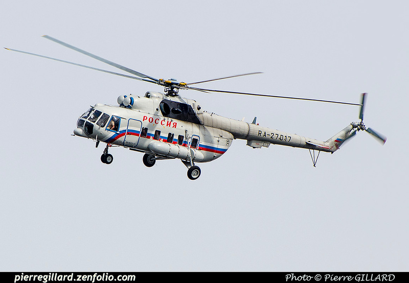 Pierre GILLARD: Russia - Rossiya/Special Flight Detachment (Специальный лётный отряд «Россия») &emdash; 2017-703906