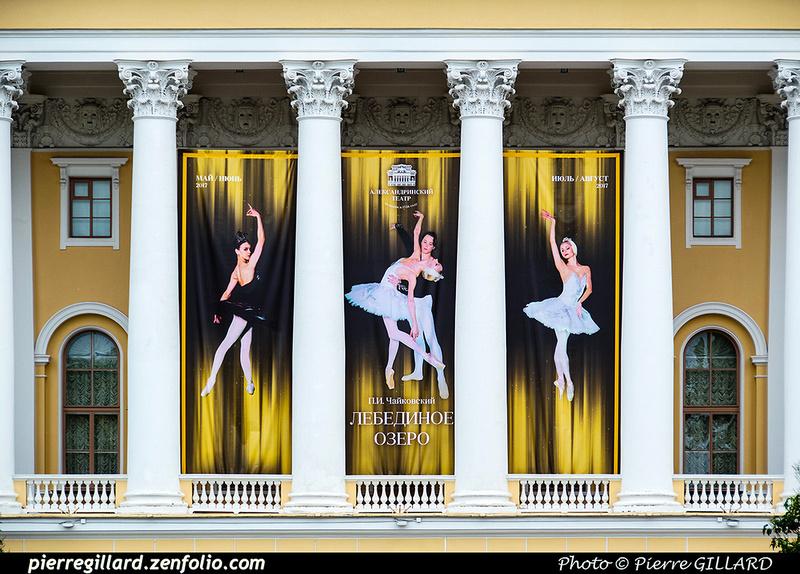 Pierre GILLARD: Saint-Pétersbourg (Санкт-Петербу́рг) &emdash; 2017-521467