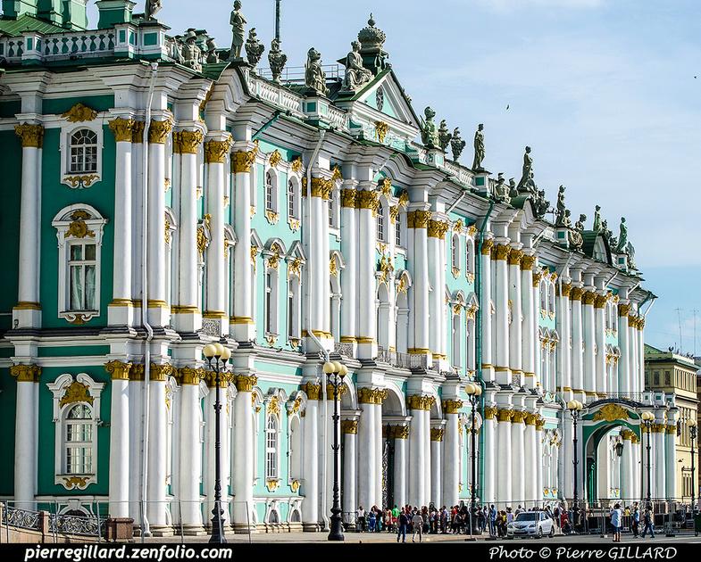 Pierre GILLARD: Saint-Pétersbourg (Санкт-Петербу́рг) &emdash; 2017-703946