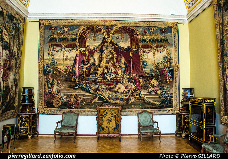 Pierre GILLARD: Saint-Pétersbourg (Saint-Pétersbourg (Санкт-Петербу́рг) : Musée de l'Ermitage (Государственный Эрмитаж) &emdash; 2017-521691