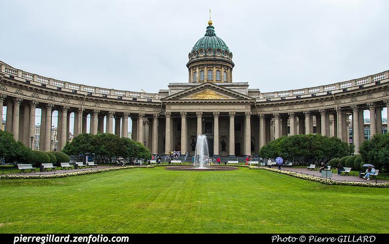 Pierre GILLARD: Saint-Pétersbourg (Санкт-Петербу́рг) &emdash; 2017-521718