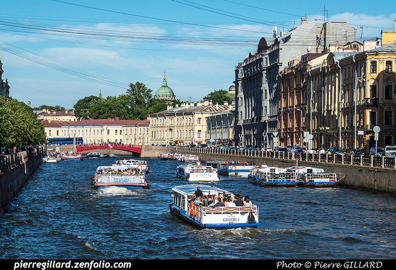 Pierre GILLARD: Saint-Pétersbourg (Санкт-Петербу́рг) &emdash; 2017-521899